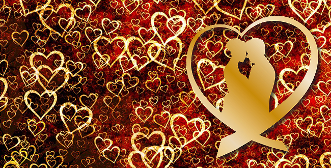 LOVEが止まらない…。10,000個のハートがあふれる結婚式二次会