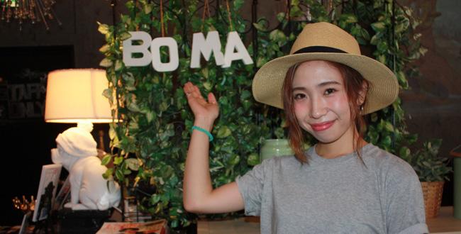 【美人店員さん】 蔭山里美さん BOMA Tokyo(渋谷)