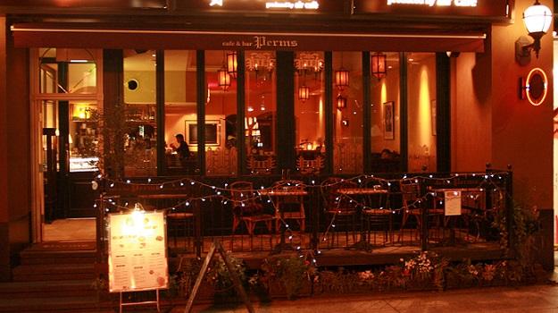 Cafe&Bar Perms⑦