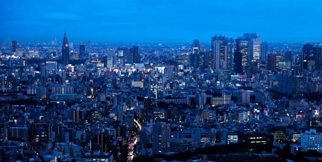 結婚式二次会は東京を一望できる会場がおすすめ♪