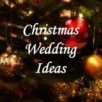海外サイトでみつけた♡クリスマスのウェディングアイデア