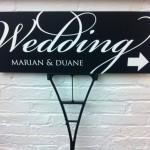黒板のウェルカムボードは結婚式二次会にぴったり!おすすめデザイン16選
