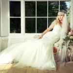 結婚式二次会で着たい!春らしいウェディングドレス♡まとめ