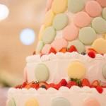クレイケーキで結婚式二次会がぐんとかわいくなる♡