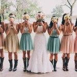 女性ゲスト必見!春の結婚式二次会お呼ばれドレス・ワンピース