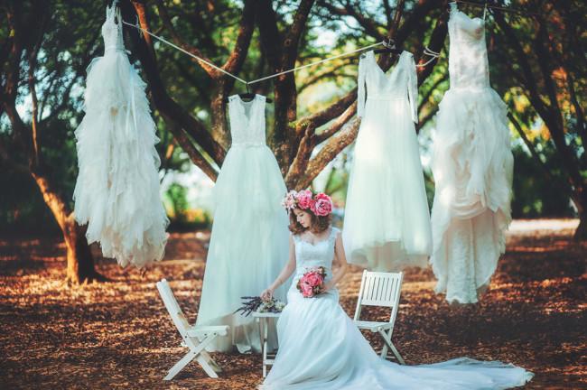 30代の花嫁さんにおすすめ!エレガントなウェディングドレス18選