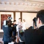 結婚式二次会の撮影のコツ・テクニック