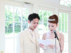 結婚式二次会のスピーチを新婦がする場合のコツやポイント