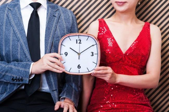 結婚式の二次会はどの時間帯が適切?