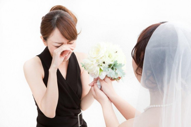 結婚式での演出アイデア~感動編~