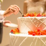 結婚式二次会でファーストバイトを行うのにベストなタイミング