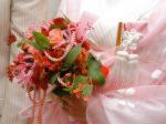 和装でも洋装でも合うブーケの特徴とは?