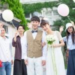 """結婚式二次会の余興で""""外れない""""歌5選"""
