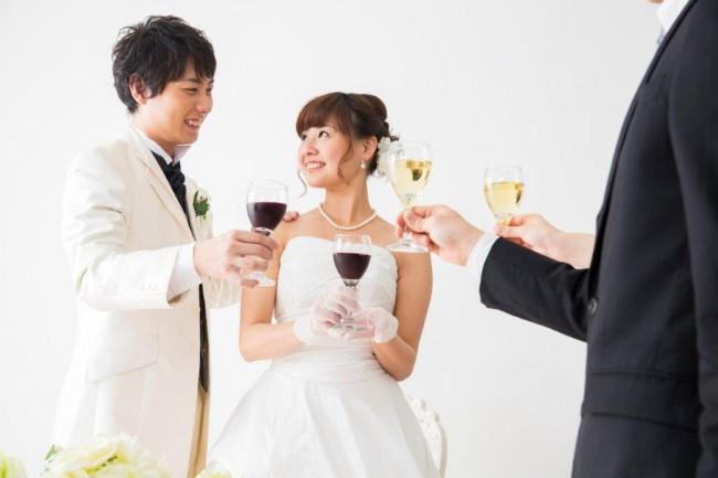 結婚式二次会で乾杯の際の挨拶の例文
