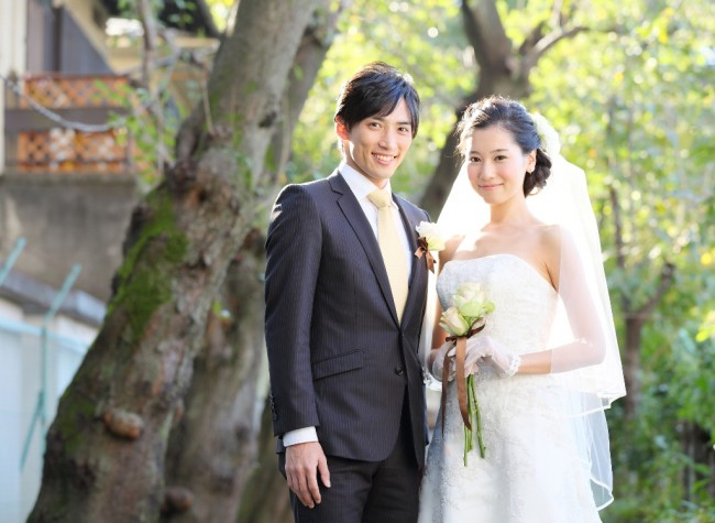 「結婚式男女」の画像検索結果