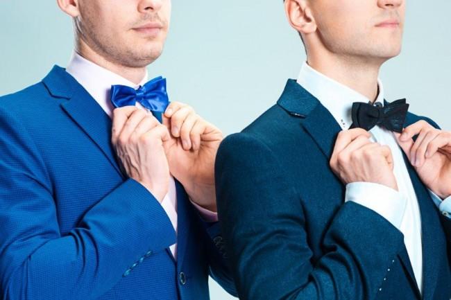 """結婚式二次会で""""間違いない""""男性の服装・メンズファッションtop"""