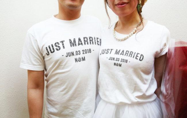 結婚式二次会なに着る?新郎新婦のおすすめ衣装とは