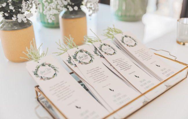 結婚式二次会の招待状の書き方・コツとは?テンプレートあり
