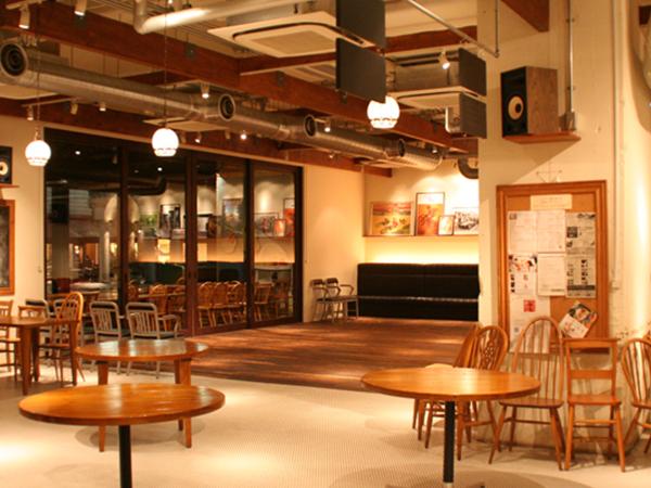 ARK HiLLS CAFE
