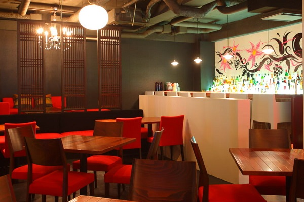 Dining&Cafe Bar Living 横浜
